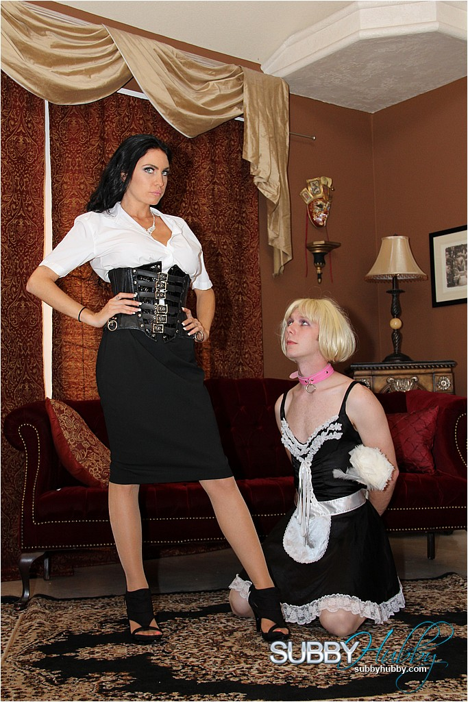 Emmanuelle London French Maid